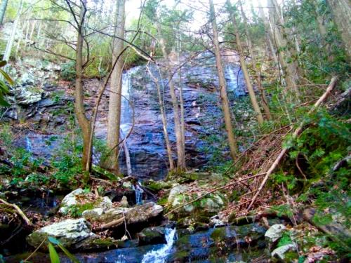 Largest Triplet Falls
