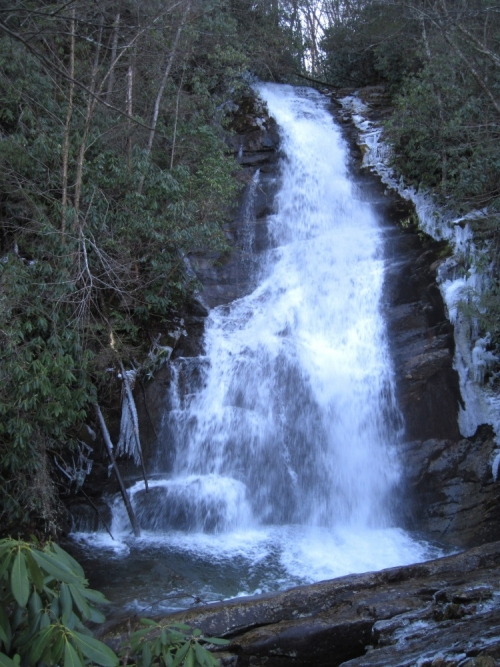 Red Fork Falls (upper)