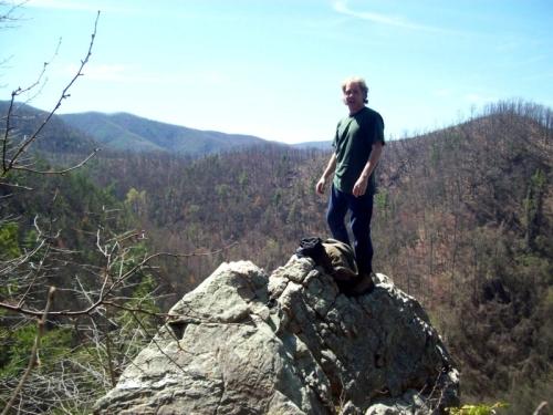 Boldar on MonkeyHead Rocks