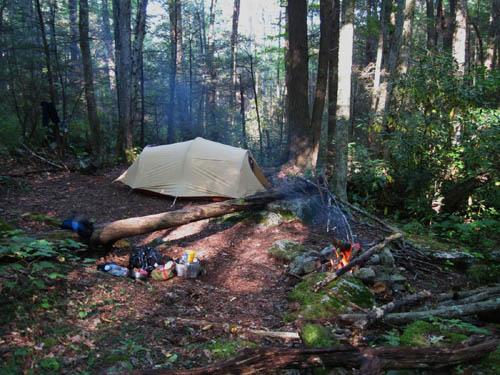 The Boulder Garden Camp