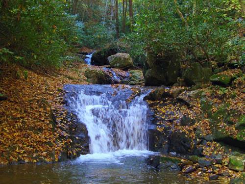 Devil Fork Falls (lower)